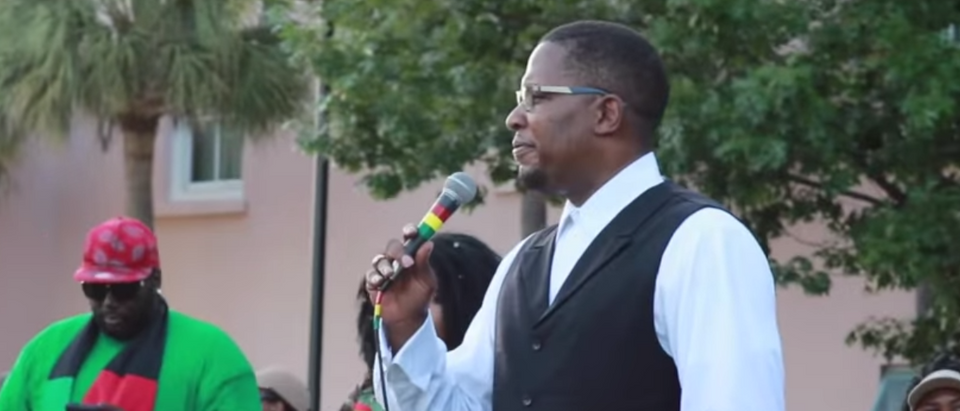 Malik Shabazz (Lee Stranahan/ You Tube)