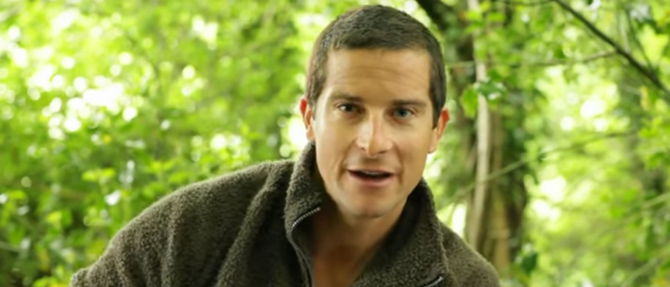 Bear Grylls (YouTube Screenshot/Discovery Channel)