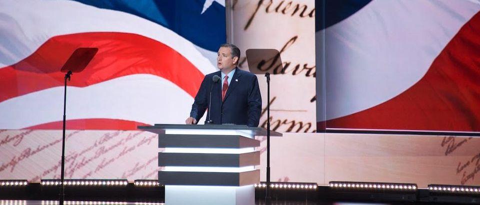 Ted Cruz, Image Credit Grae Stafford