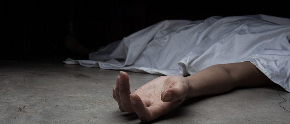 Dead Man (Shutterstock)