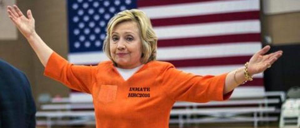HillaryIsTheNewOrange.com