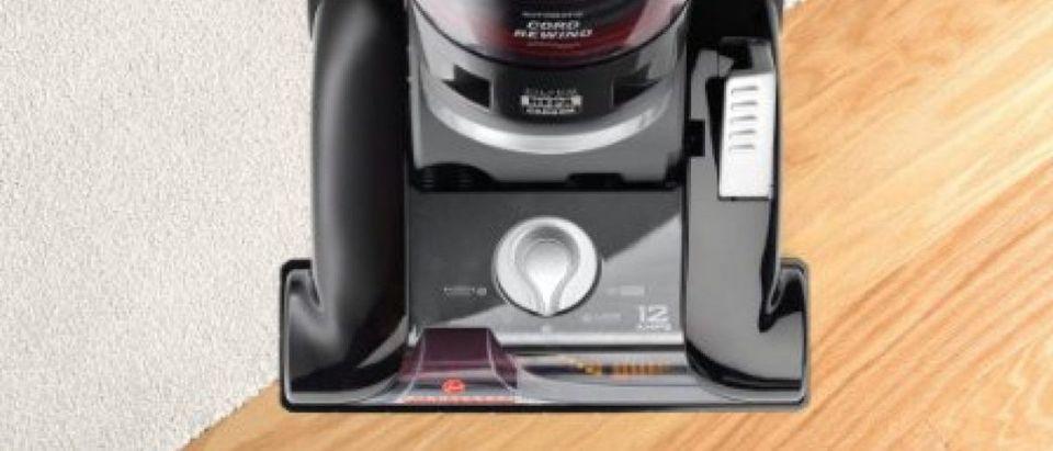 Hoover vacuums are almost half off (Photo via Amazon)
