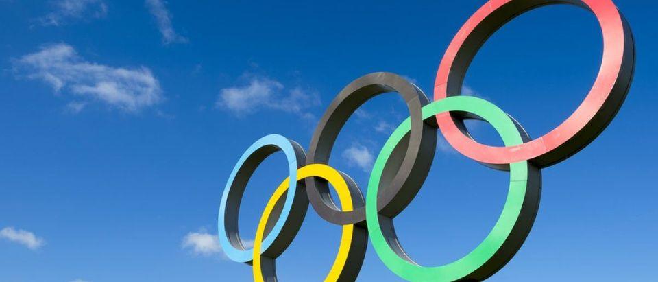 Olympics (Credit: lazyllama / Shutterstock.com)