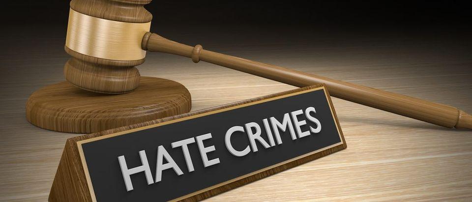 Hate Crime (Shutterstock)