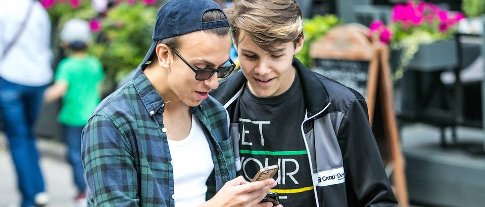 Millennials Play The Popular Pokemon Go Game