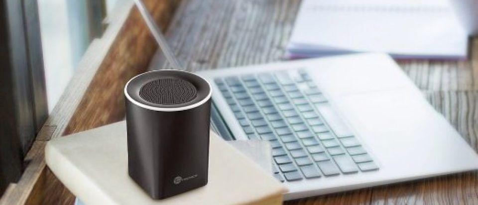 This TaoTronics speaker is on sale today (Photo via Amazon)