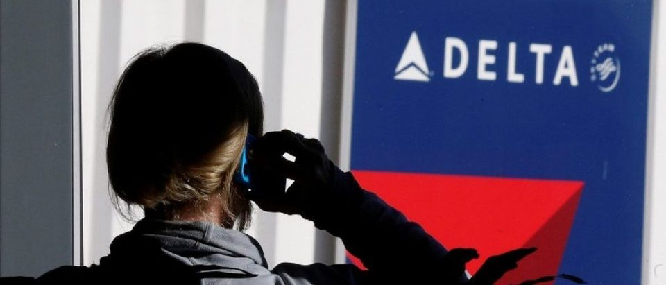 Delta Airlines: REUTERS/George Frey/File Photo