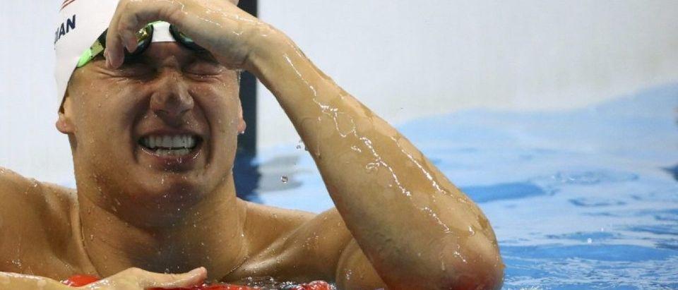 Swimming - Men's 100m Freestyle - Heats