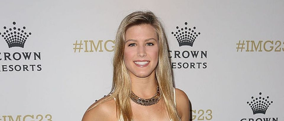 Genie Bouchard (Credit: Getty Images/ Graham Denholm)