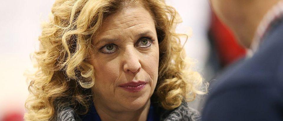 Debbie Wasserman Schultz [Getty Images - Andrew Burton]