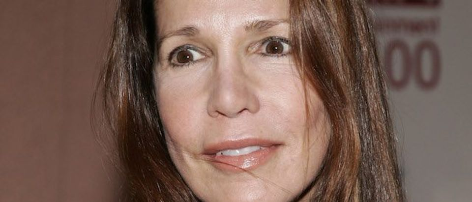 Patti Davis attends the 14th annual Hollywood Reporter Women In Entertainment Power 100 breakfast December 6, 2005 at the Beverly Hills Hotel in Beverly Hills, California