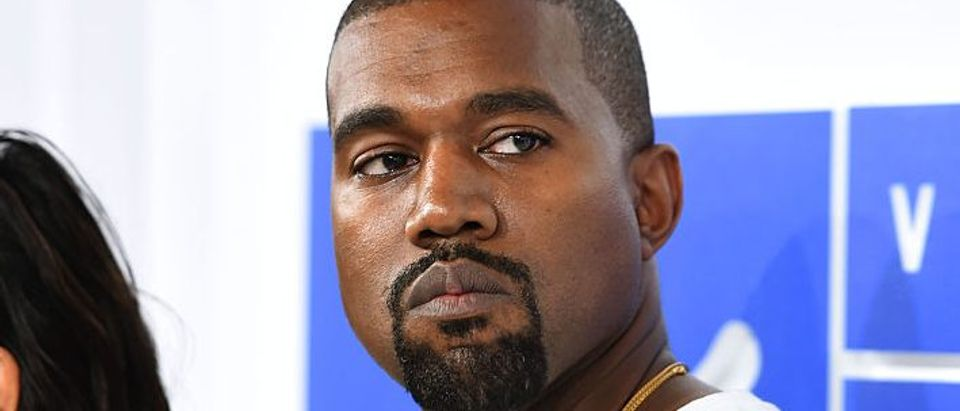 Kanye West VMAs 2016