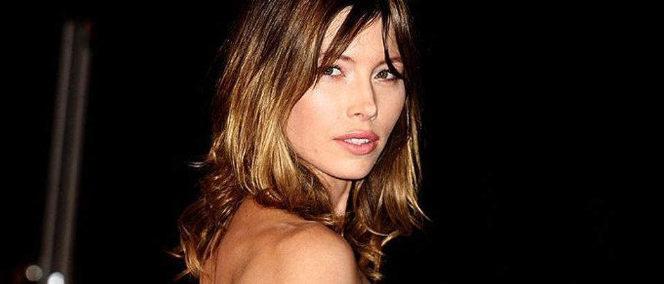 Actress Jessica Biel attends the 'Easy Virtue' Premiere during the 3rd Rome International Film Festival held at the Auditorium Parco della Musica on October 27, 2008 in Rome, Italy
