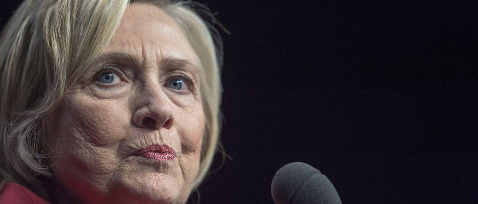 Hillary Clinton Getty Images/Paul J. Richards