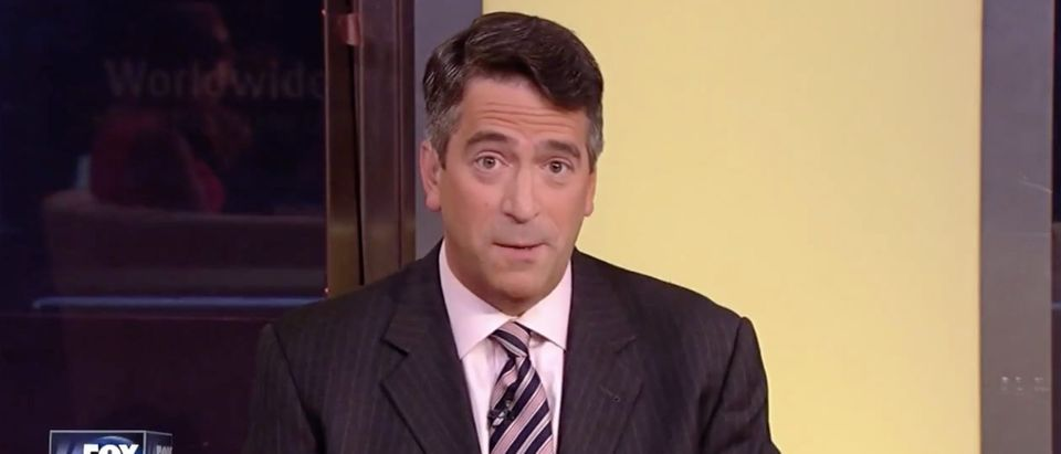 James Rosen, Screen Grab Fox News, 8-26-2016