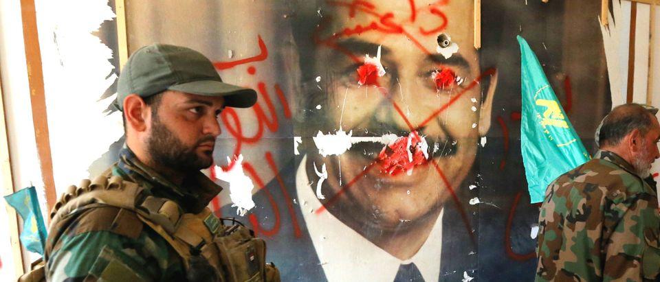 Islamic state fallujah