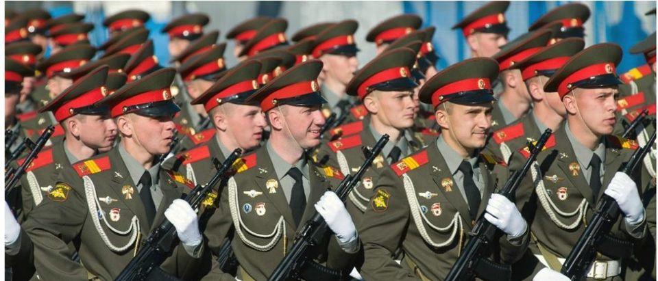 Russian Army Pukhov KonstantinShutterstock.com
