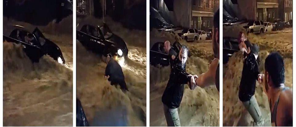 Maryland Flood (YouTube)