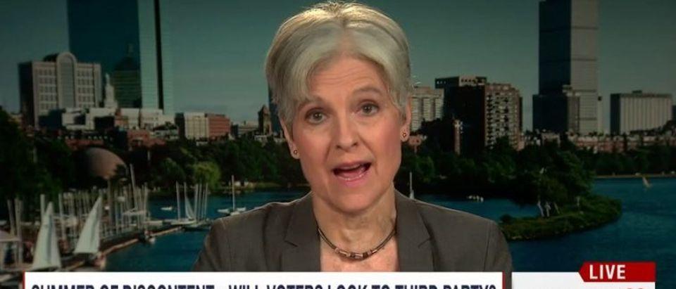 Jill Stein (MSNBC)