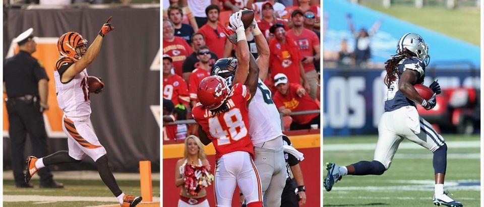 NFL preseason week one (Credit: Getty Images)