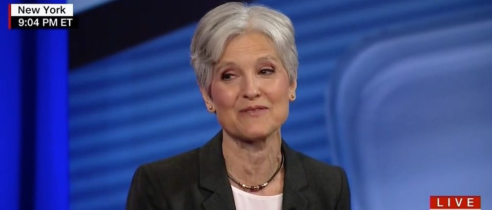 "Jill Stein is a ""science geek"" (CNN)"