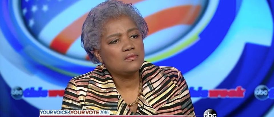 Donna Brazile (ABC/screen shot)