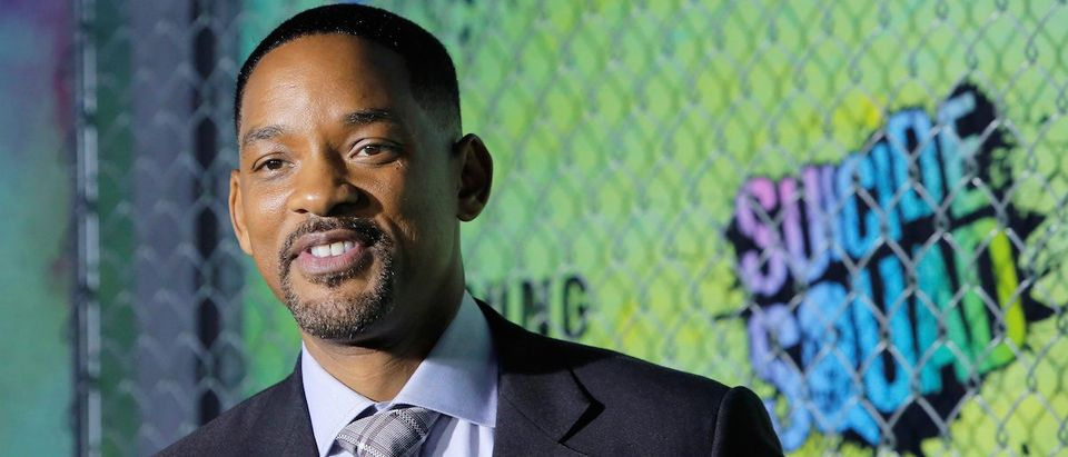"""Actor Will Smith attends the world premiere of """"Suicide Squad"""" in Manhattan, New York, U.S."""