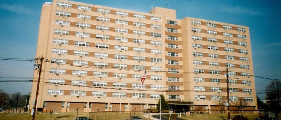 Ann Ferguson Towers Housing Project is pictured in Linden, New Jersey. Government photo: http://www.lindenhousingauthority.org/Home/tabid/4901/Default.aspx