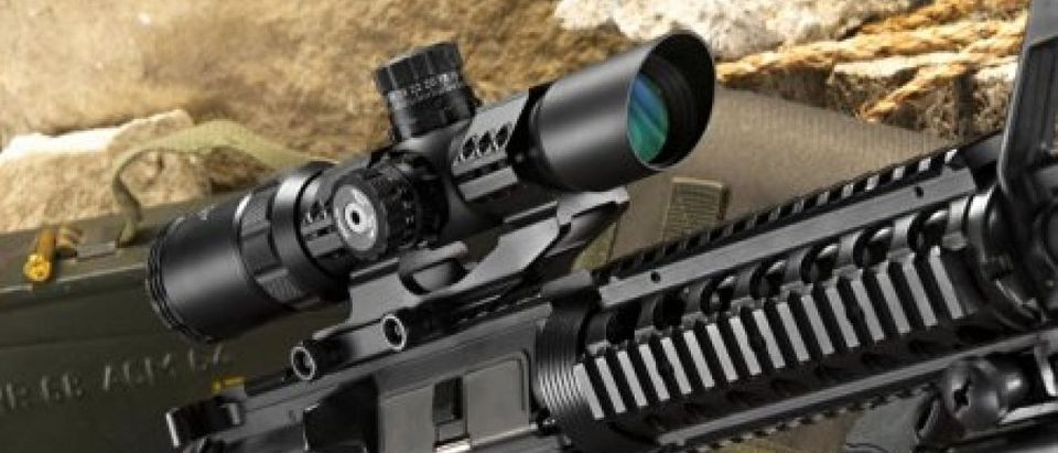 This scope is just one of the Barska optics products on sale today (Photo via Amazon)