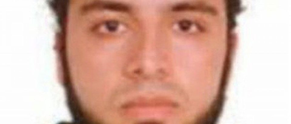 Ahmad Khan Rahami in a photo released by the FBI. REUTERS/FBI