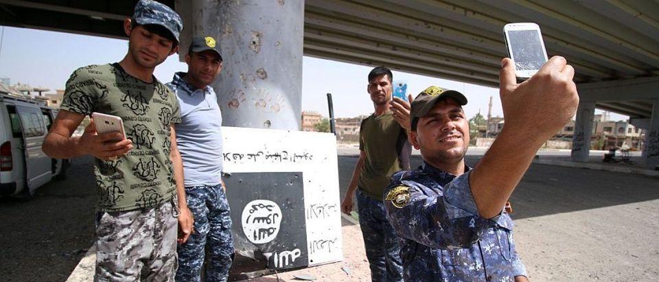 IRAQ-CONFLICT-FALLUJAH
