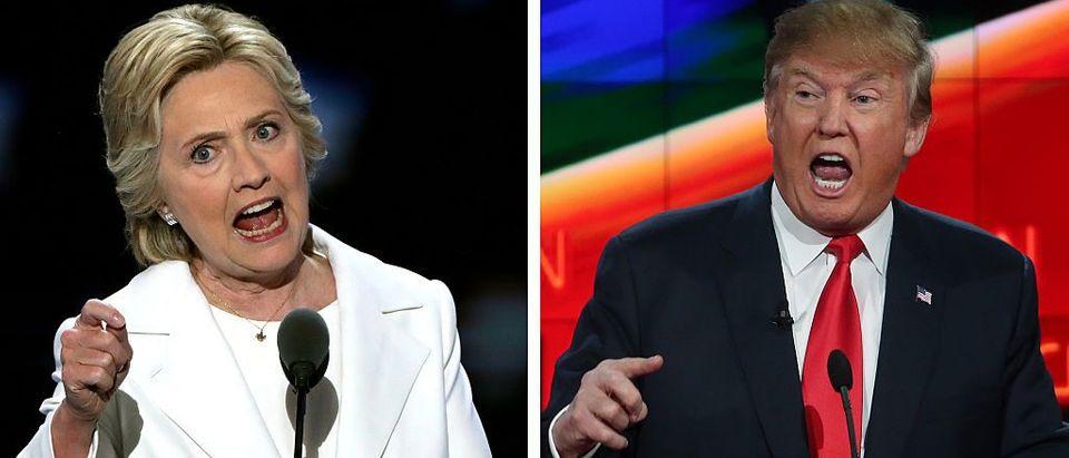 In Profile: 100 Years In US Presidential Races
