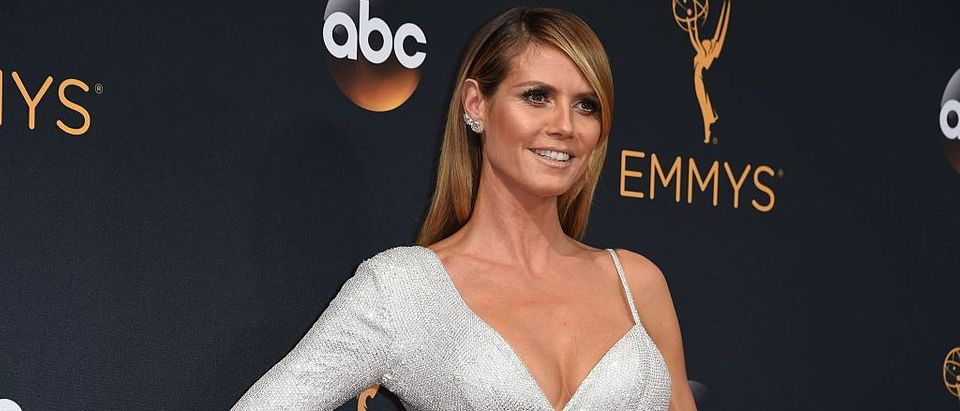 Heidi Klum (Photo credit: Robyn Beck/AFP/Getty Images)