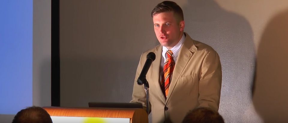 Richard Spencer (youtube screenshot/ American Renaissance)