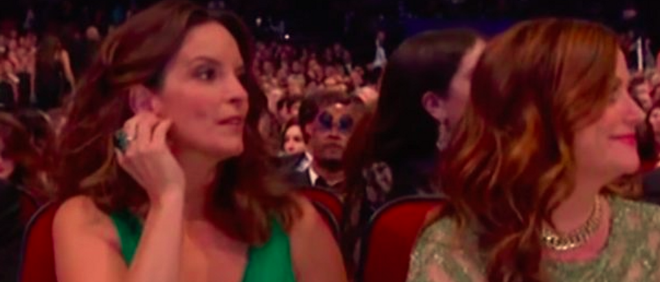 Tina Fey At Emmy's