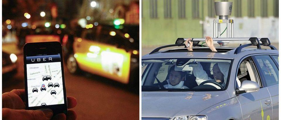 Uber.Driverless