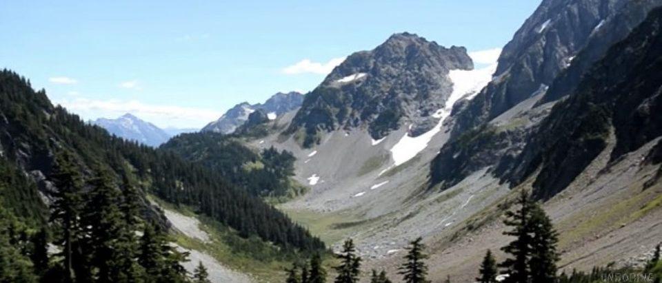 Cascade Pass (youtube screengrab)