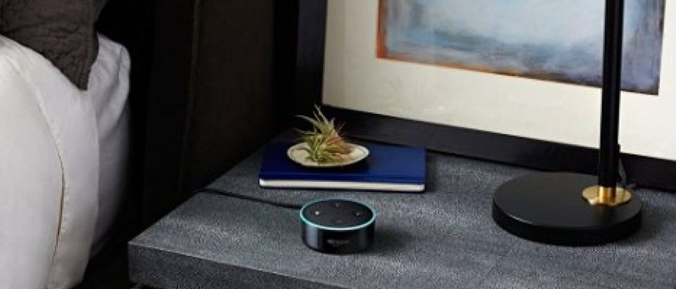 The new Alexa product is only $50 (Photo via Amazon)