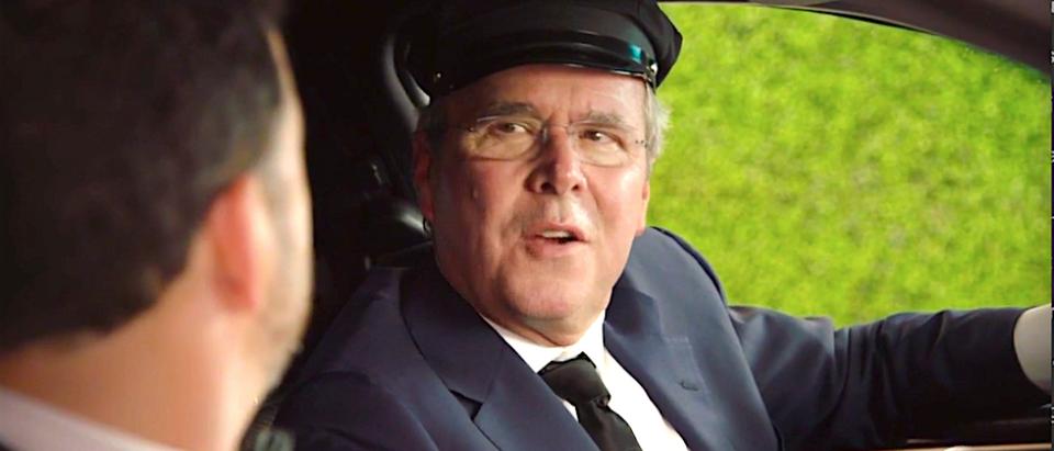 Jeb Bush at Emmys