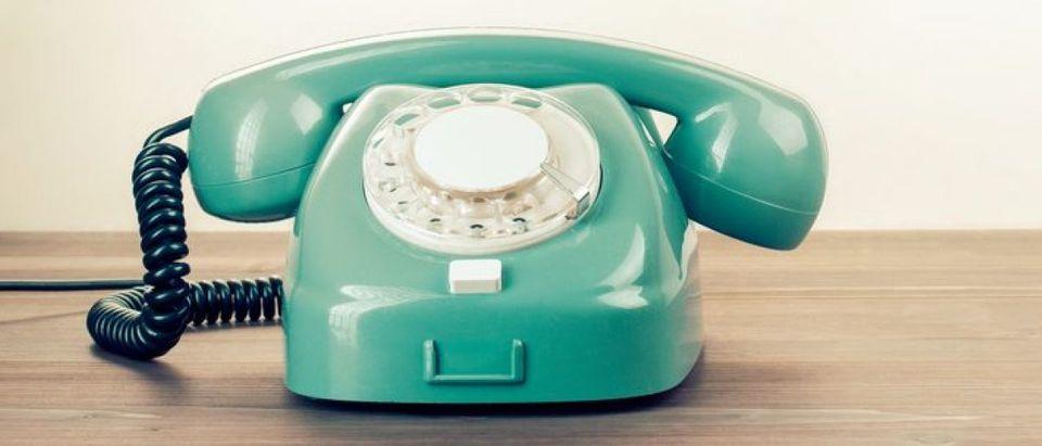 Telephone [Shutterstock/BrAt82]