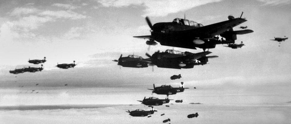 Bombers (Credit: Shutterstock)