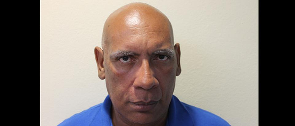 VA sex offender Edwin Trinidad