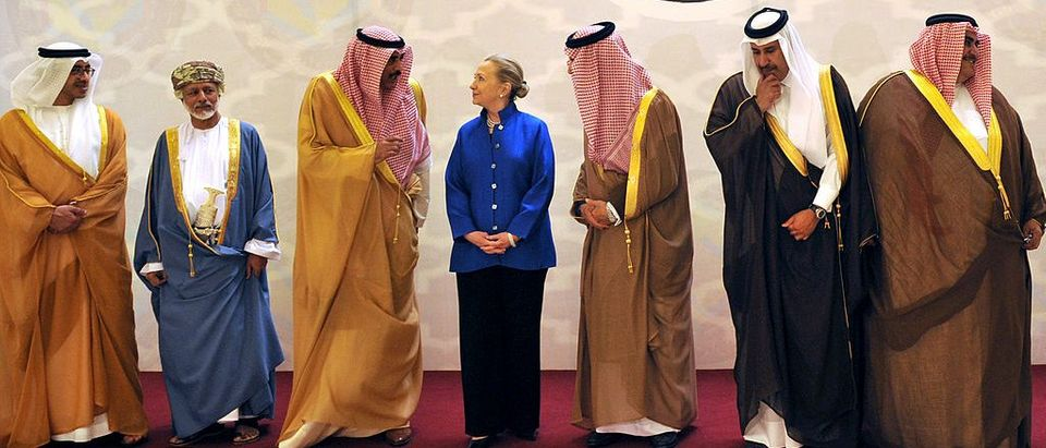 From left to right: United Arab Emirate