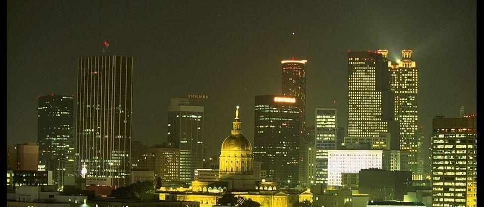 Atlanta Scenic Skyline (Photo credit: Getty Images)