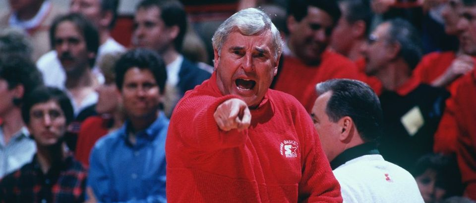BOBBY KNIGHT INDIANA