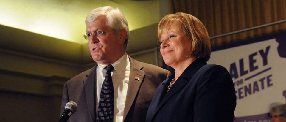 Democratic Gubernatorial Candidate Jack Hatch Concedes To Incumbent Gov. Terry Branstad