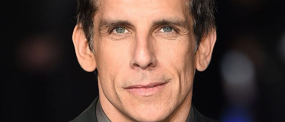 """Ben Stiller attends the UK Premiere of """"Night At The Museum: Secret Of The Tomb"""" at Empire Leicester Square on December 15, 2014 in London, England"""