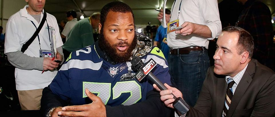 Michael Bennett (Credit: Getty Images/Christian Petersen)