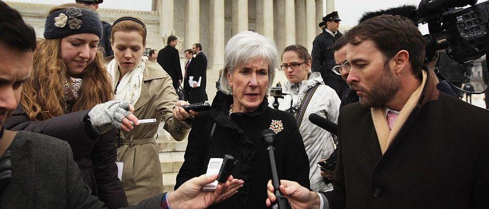 Kathleen Sebelius (Getty Images)