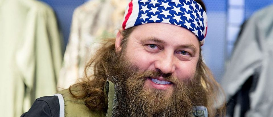 Willie Robertson (Photo: Getty Images)
